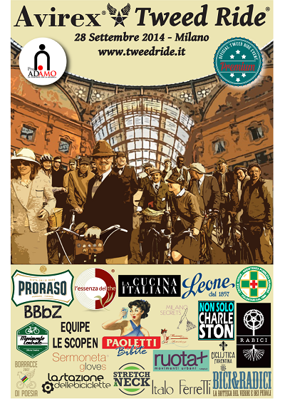 Avirex Tweed Ride - 28 settembre 2014